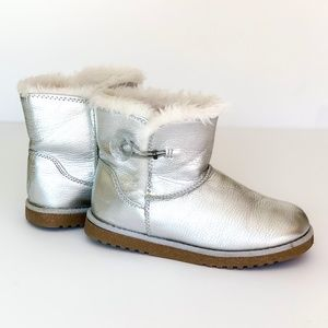 Circo Shoes - Girls Silver boots